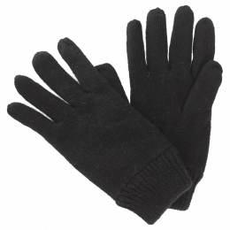 Gants homme 30% laine 70% acryl. noir - 50