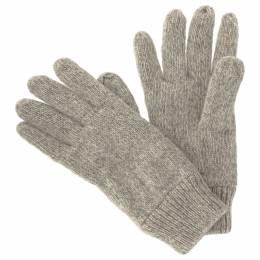 Gants homme 30% laine 70% acryl. beige - 50