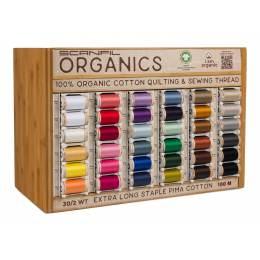 Présentoir Scanfil coton biologique - 52
