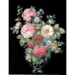 Canevas 51/66 vase de fruits - 55