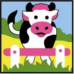 Kit enfant 20/20 vache - 55