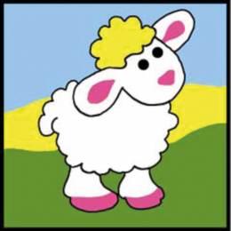 Kit enfant 20/20 mouton - 55