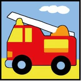 Kit enfant 20/20 camion de pompier - 55