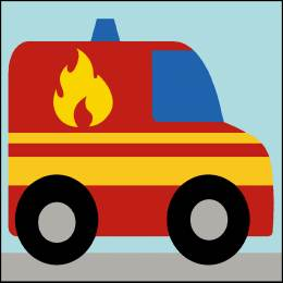Kit enfant 20/20 pompier - 55