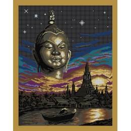 Bouddha kit marie coeur 40/50 - 55