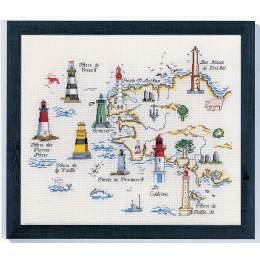Les phares breton kit marie coeur 50/60 - 55