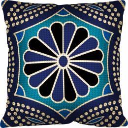 Kit coussin 40/40 Bleu - 55