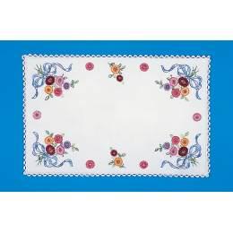 Chemin de table toile seule 40 x 100 - 55
