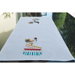 Chemin de table kit 40 x 100 - 55