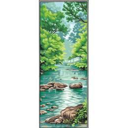 Canevas 25/60 antique -planche de 2- - 55