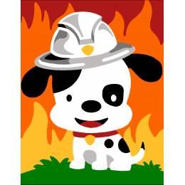 chien pompier - 55