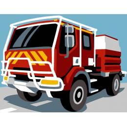 camion pompier - 55