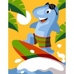 dauphin surfer - 55