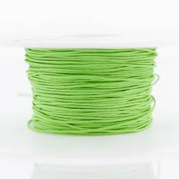 Cordon de jade Ø 0,7mm pistache