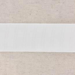 Monte jupe tramé crin 40mm blanc - 58