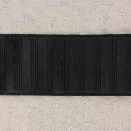 Monte jupe tramé crin 50mm noir - 58