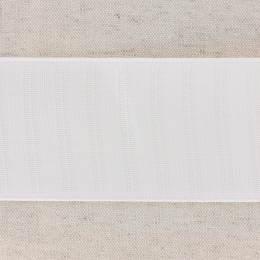 Monte jupe tramé crin 60mm blanc - 58