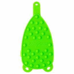 Mini repose-fer silicone vert - 61
