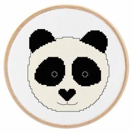 Tableautin petit panda - 64