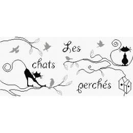 Chats perchés - 64
