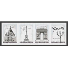 Tableau monuments de paris 12/35 - 64