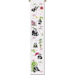 Toise panda 17/80 - 64