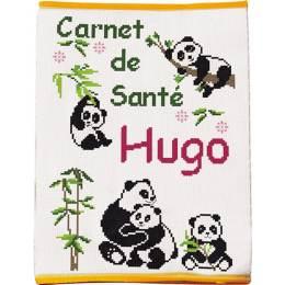 Protège carnet de santé panda 24/42 - 64