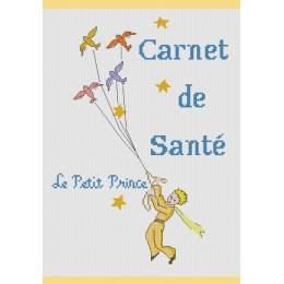 Protège carnet de santé Petit Prince - 64