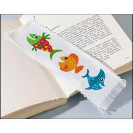 Marque page poissons - 64