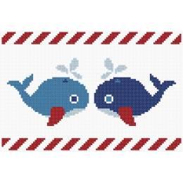 Tableautin les baleines - 64