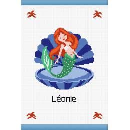carnet de sante mer, la sirene - 64