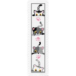 marque-page petits chats - 64