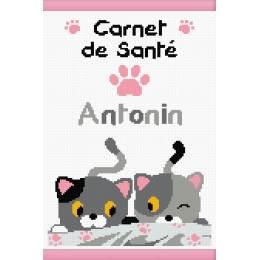 carnet de sante petits chats - 64
