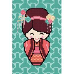 kokeshi hanae - 64