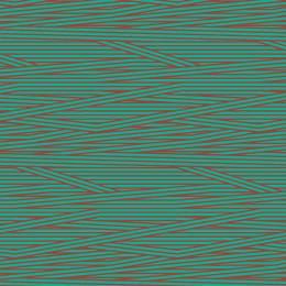 Tissu rayures turquoise sienne - 64