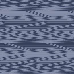 Tissu rayures ciel marine - 64