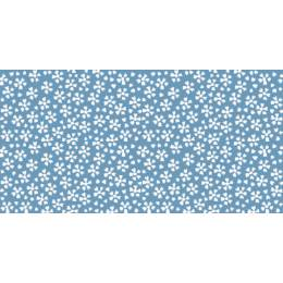 Tissu gamme bleu ciel - 64