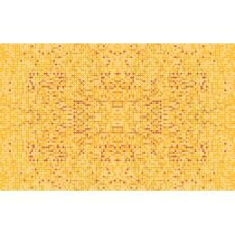 Tissu gamme orange - 64