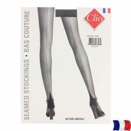 Bas couture t3 noir - 66