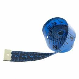 Mètre ruban coloris assortis en cm et inch 150 cm - 70
