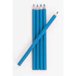 Crayon craie gm pointe large bleu - 70