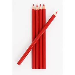 Crayon craie gm pointe large rouge - 70