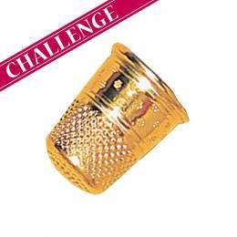 Dé doré luxe n°2 - 70