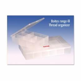 Boite range-fil plastique petit modèle - 70