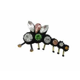 Bijou à coudre libellule - 7 x 4 cm - 70