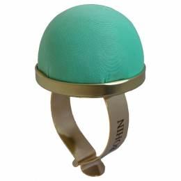 Bracelet porte épingles vert d'eau - 70