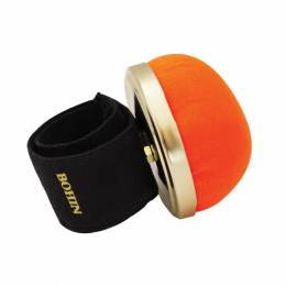 Bracelet porte épingles ajustable-orange fluo - 70