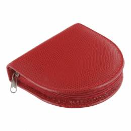 Trousse couture garnie rouge - 70
