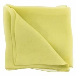 Écharpe 100 % soie 30/140 vert clair - 80
