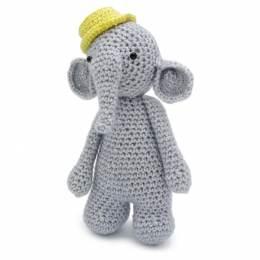 Kit crochet HardiCraft - billy l'éléphant - 81